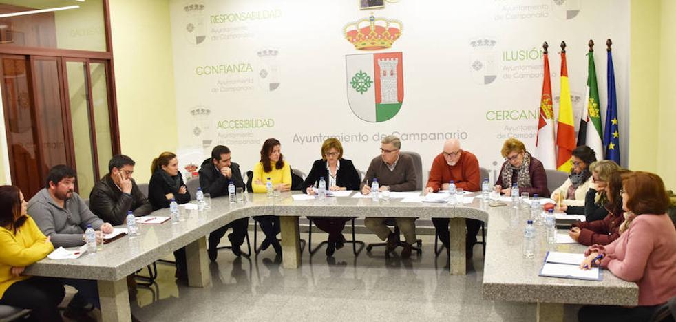 Los campanarienses elegirán en las elecciones del 26-M a dos concejales menos