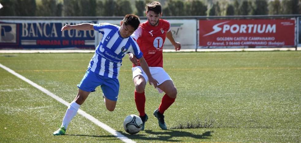 El Don Álvaro sorprende al 'Campa' en casa (0-2)