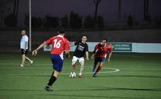 El Campanario Atlético golea con solvencia al colista del grupo A de la liga AFAS