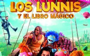 Doble sesión de cine con la proyección de la película de Los Lunnis