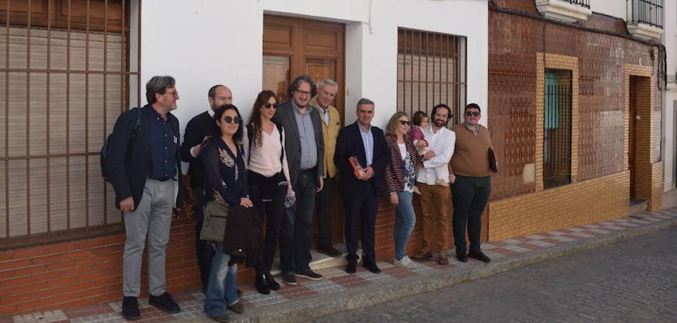 Campanario honra la memoria de su paisano Antonio Núñez de Herrera