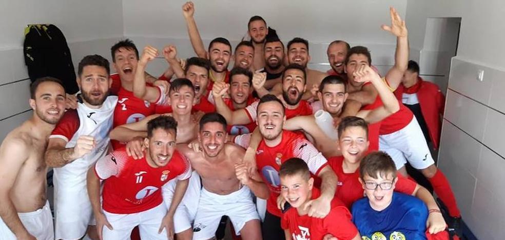 El 'Campa' se queda a un punto de clasificarse para la fase de ascenso a Tercera División
