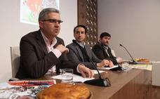 La Romería de Piedraescrita se presenta en la Diputación de Badajoz