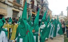 Prohíben el estacionamiento durante el horario de los desfiles procesionales