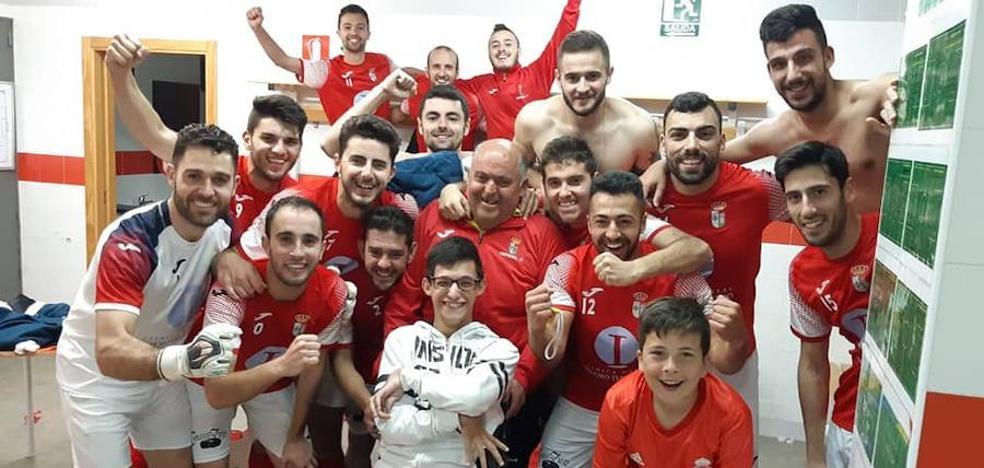 El 'Campa' gana al Frexnense (1-0) y se asegura el segundo puesto