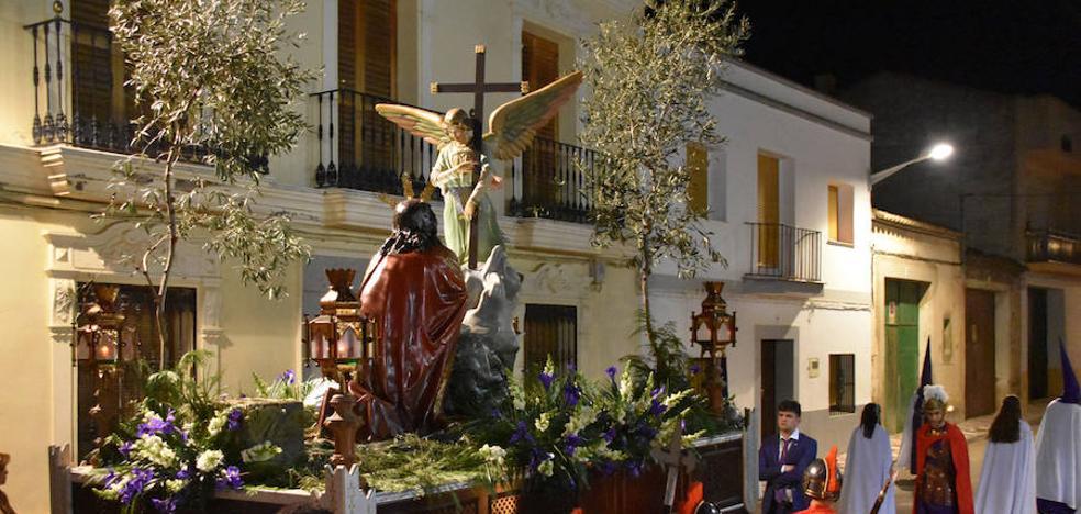 Procesión del Prendimiento, en la noche de este Martes Santo