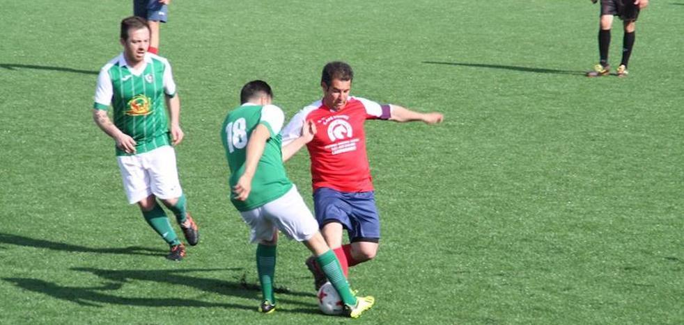 Los dos equipos de veteranos de Campanario caen eliminados en la Copa AFAS