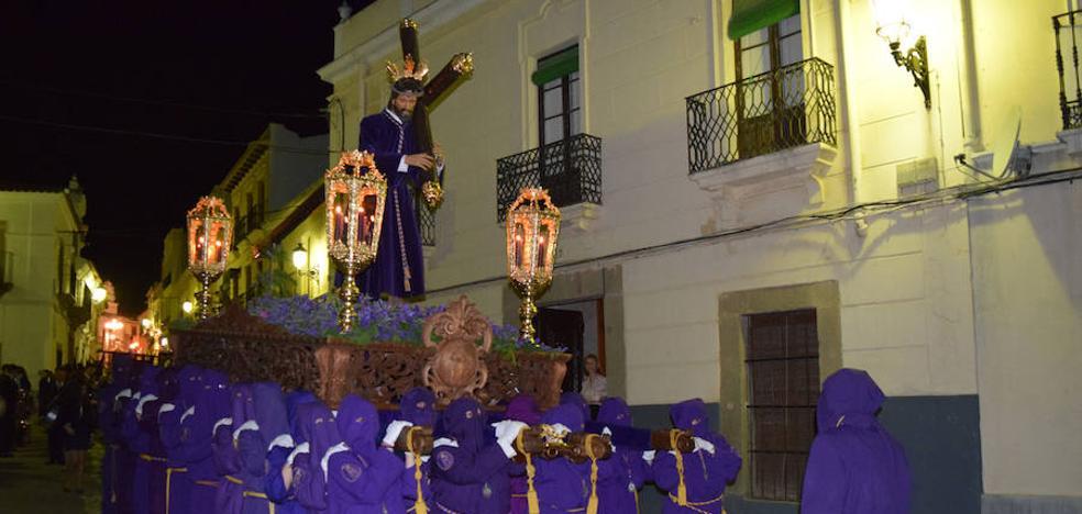 Campanario vive este Jueves Santo con emoción 'El Encuentro'