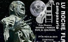 Cita con el flamenco, esta noche en la Feria de Abril