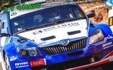 Un total de 35 equipos participan en el Rally de Campanario que arranca hoy