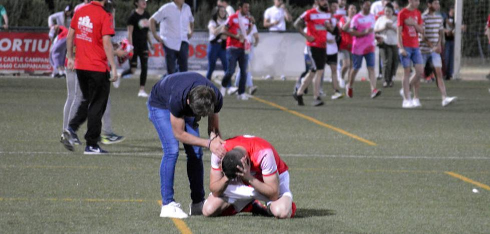 El 'Campa' muere de pie ante el Miajadas (1-0)
