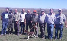 Éxito de organización de la final del Campeonato de Extremadura de San Huberto 2019 celebrada en Campanario