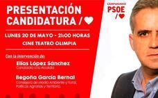 Acto central de campaña del PSOE, hoy lunes en el teatro Olimpia