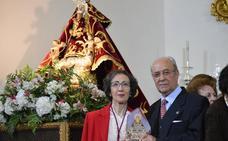 Bienvenida a la Virgen de Piedraescrita