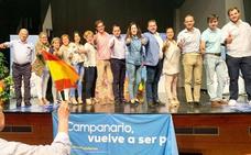 El PP brindará su apoyo desde la oposición «para mejorar Campanario»
