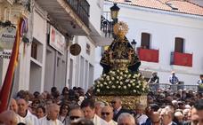 Los barrios se despiden hoy de la Patrona con una fiesta en la parroquia