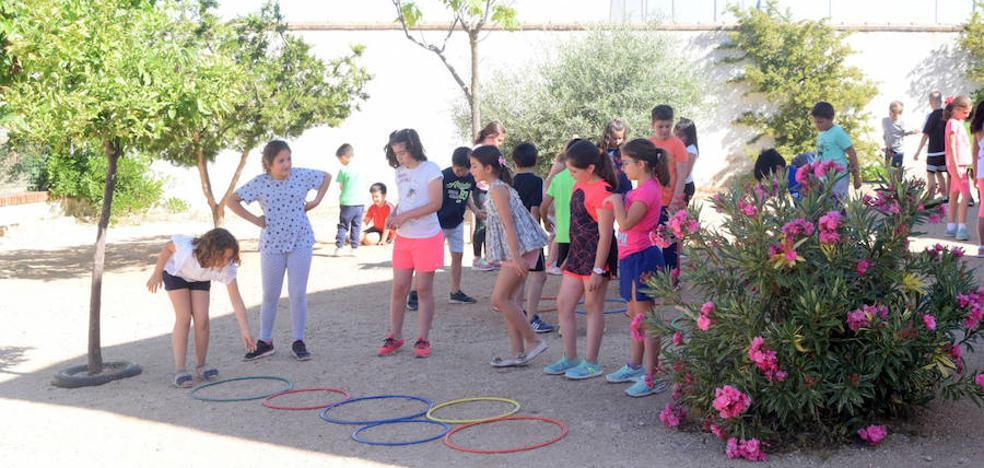 El colegio celebra su 'Día del centro'