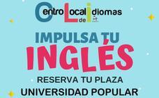 Ya se puede reservar plaza en el Centro Local de Idiomas de Campanario