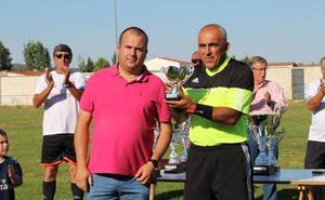 El campanariense Antonio Muñoz, designado como árbitro mejor valorado en la liga AFAS