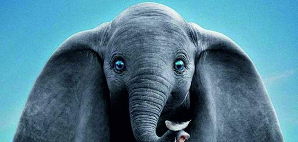 Doble sesión de cine infantil con la proyección de 'Dumbo'
