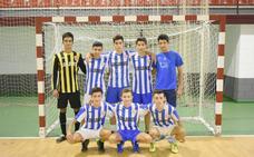 Abierto el plazo de inscripción en la liga joven e infantil de fútbol-sala