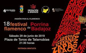 La Peña Flamenca de Campanario pone un autobús gratuito para el Festival 'Porrina de Badajoz'