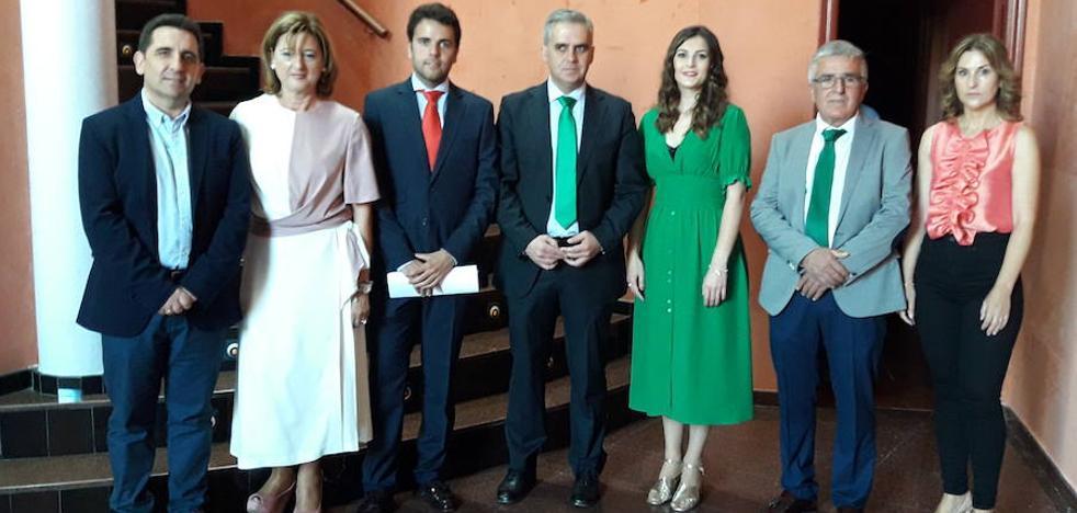 Elías López da a conocer el reparto de concejalías en su equipo de gobierno