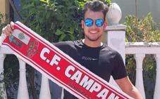 El 'Campa' refuerza su defensa con el lateral Miguel Pajuelo