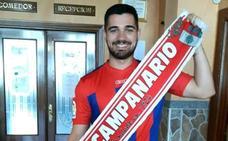 Juan Cabanillas cumplirá su tercera temporada en el 'Campa'