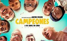 Segunda sesión del cine de verano con la proyección de la película 'Campeones'