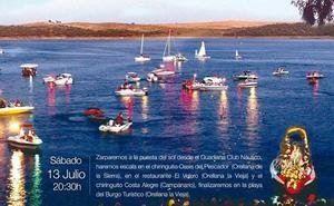 Procesión náutica de la Virgen del Carmen, este sábado 13 de julio
