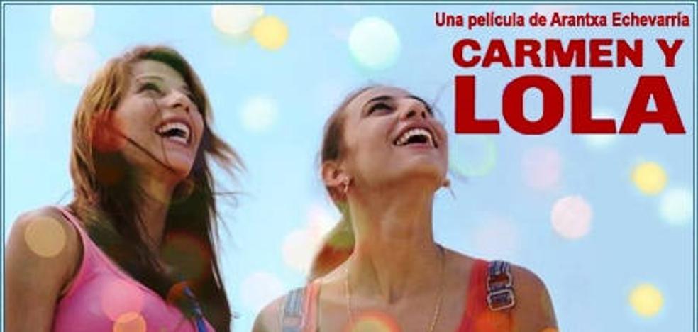 Tercera sesión del cine de verano con la proyección de la película 'Carmen y Lola'