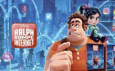 Última sesión del cine de verano con 'Ralph rompe internet'
