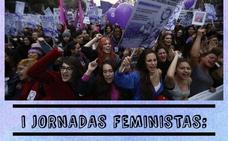 Primeras jornadas feministas, este martes 23 en Campanario