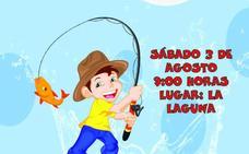 El sábado 3 de agosto tendrá lugar el concurso de pesca infantil
