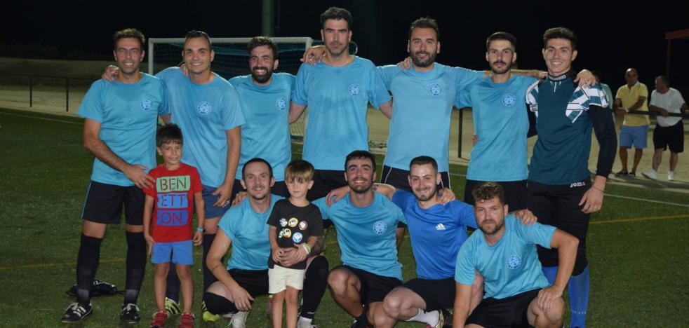 El Campanario Atlético Radler se queda en puertas de ser campeón de Fútbol 7