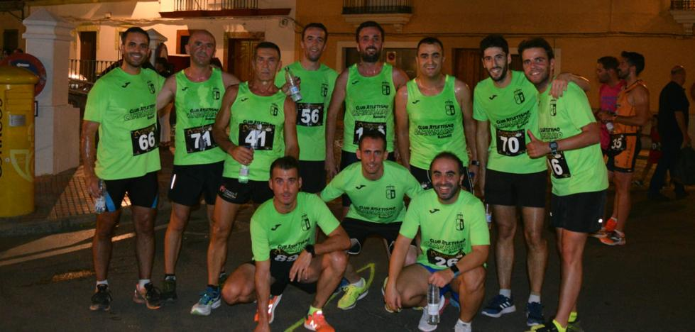 El campeón de España vuelve a vencer en la Campanaria Nocturna