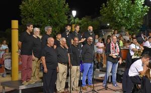 Andrés Ángel Blanco explica cómo creó el himno del «Campa»
