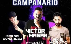 Víctor Magán y Mike Morato pondrán calor a la noche en el 'Eternal Night Festival'
