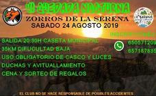 Abierta la inscripción para la ruta cicloturista entre Campanario y Magacela