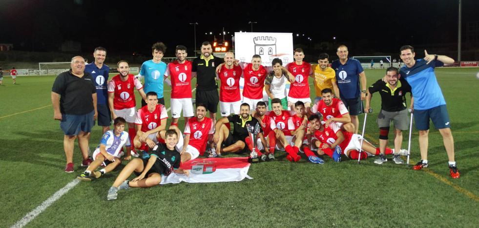 El 'Campa' conquista por tercera vez el trofeo 'Villa de Campanario'