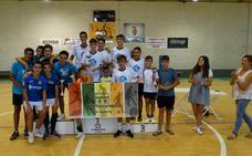 El equipo Distribuciones Gallardo vence en el Torneo Juvenil de Fútbol Sala