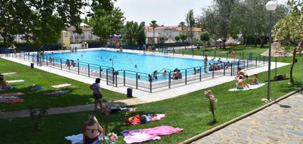 El acceso a la piscina será gratis el Día de Extremadura