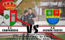 El Ejido acoge la segunda jornada liguera frente al CD Hernán Cortés