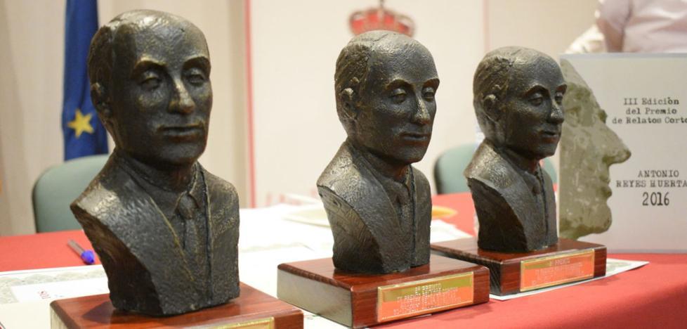 El VI Premio Literario 'Antonio Reyes Huertas' se fallará el 20 de septiembre