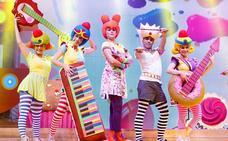 Varias obras de teatro y un musical infantil destacan en la agenda cultural