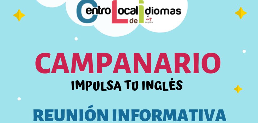 El Centro Local de Idiomas realiza una jornada informativa y pruebas de nivel esta semana