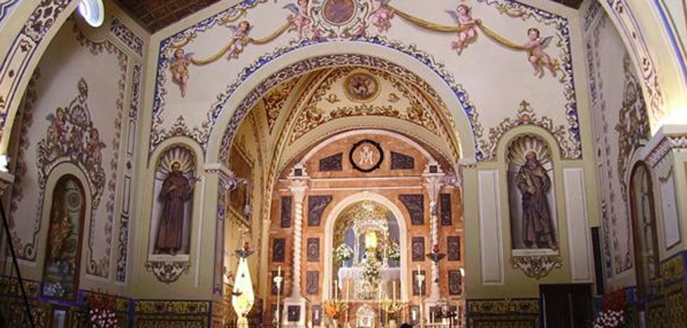La Hermandad organiza una peregrinación a la ermita de Nuestra Señora de Los Ángeles en Huelva