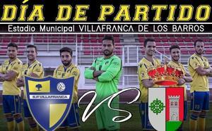 El CF Campanario se enfrenta al SP Villafranca a solo un punto de distancia