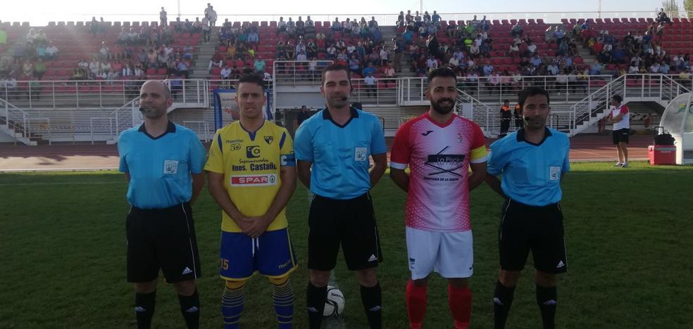 El Campanario cae ante el Villafranca por 2-1 con una polémica actuación arbitral